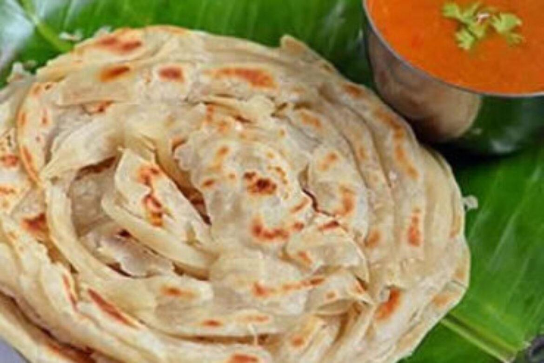 Single Malabar Paratha