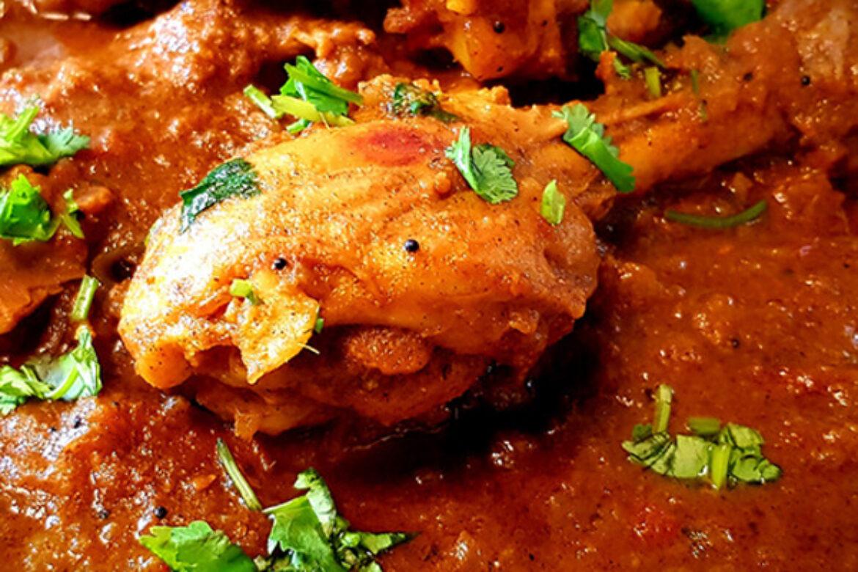 Chettinadu Chicken