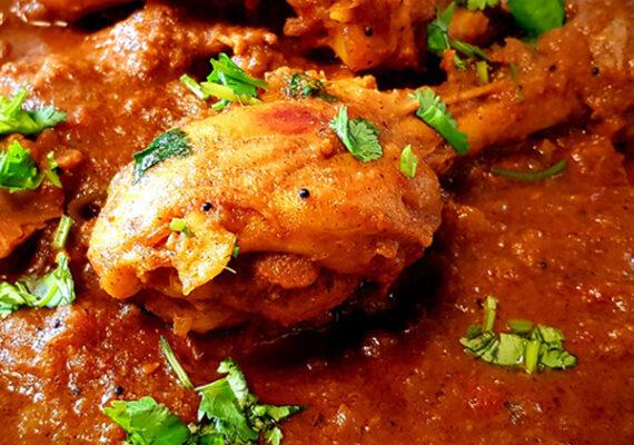 Chettinaad Chicken