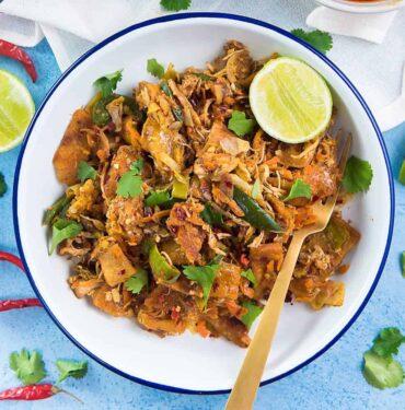 Chicken Kothu Roti