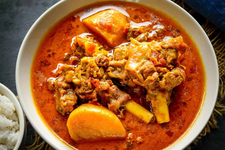 Lamb Curry – regular