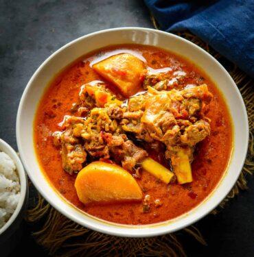 Lamb Curry-Regular