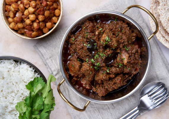 Lamb Pepper Masala – large