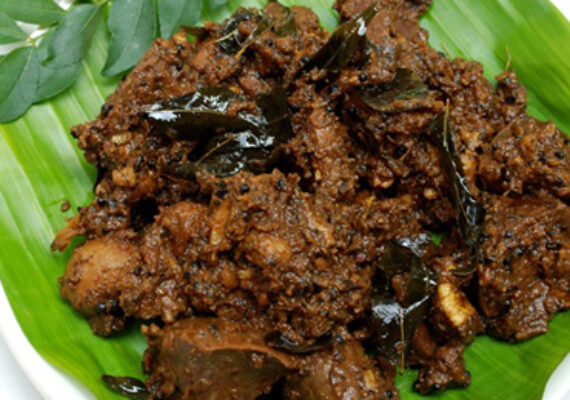 Lamb Pepper Masala – regular