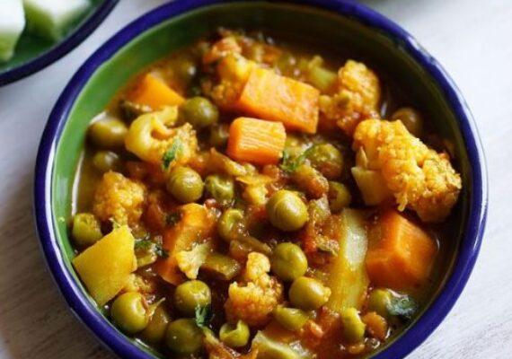 Mix – Veg Curry