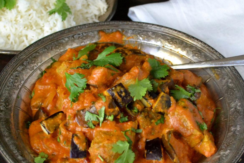 Eggplant Masala