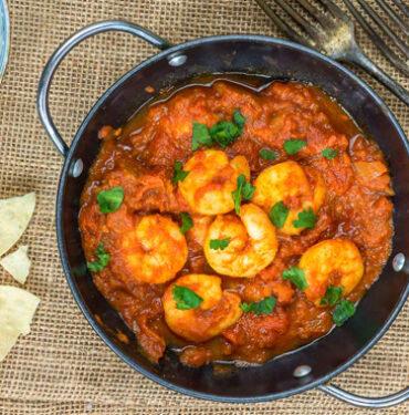 Prawn Curry 1
